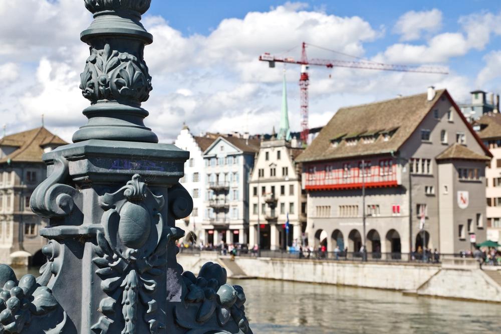 Zürich Schweiz Reise Wochenende