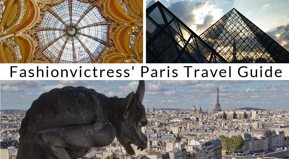 Paris Reiseführer und Tips