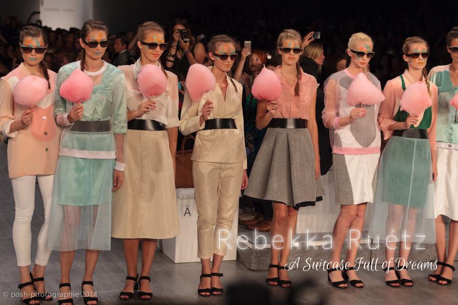 Mercedes Benz Fashion Week Berlin SS2015