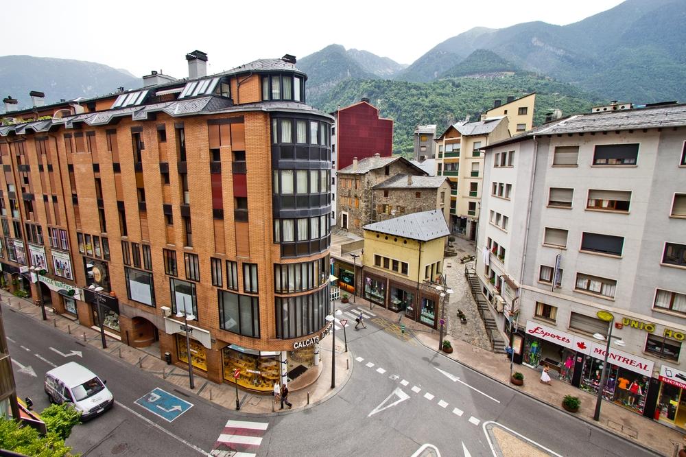 Andorra La Vella Shopping Sehenswürdigkeiten