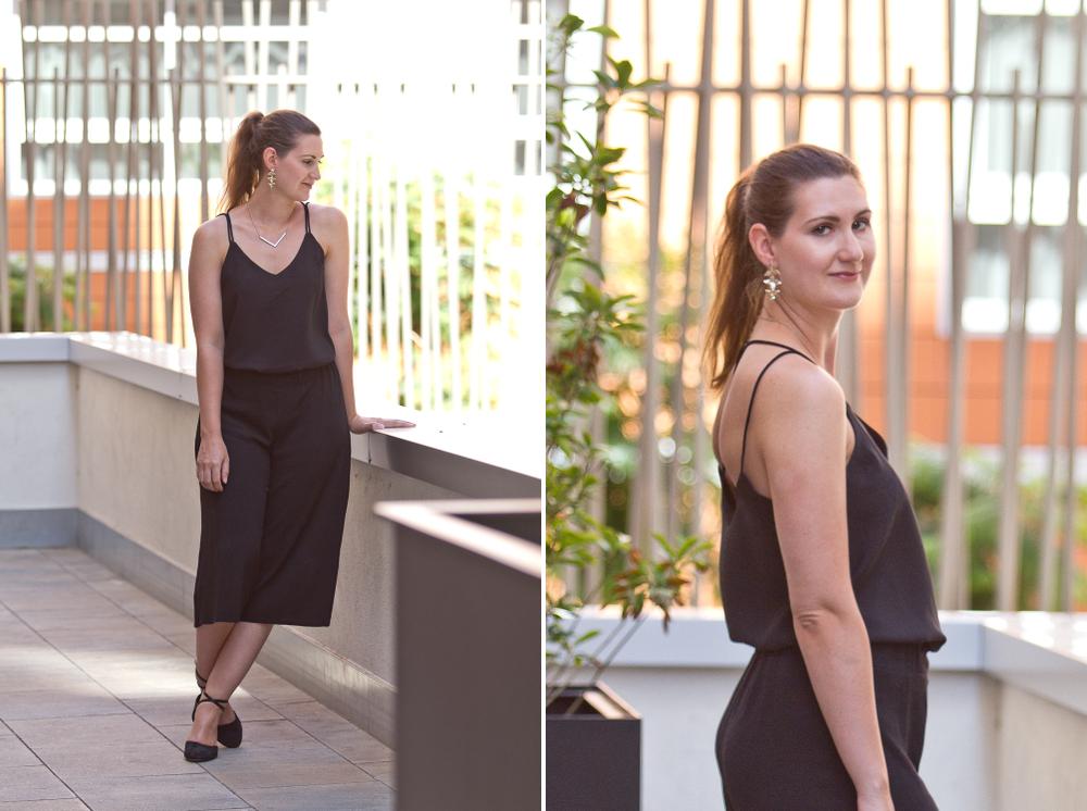 Modeblog München Fashionblog Outfit Culottes Camisole