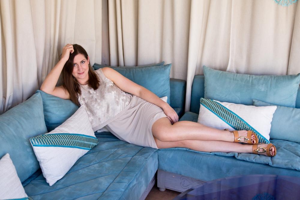 Ana Alcazar Kleid Fashion Blog München Modeblog