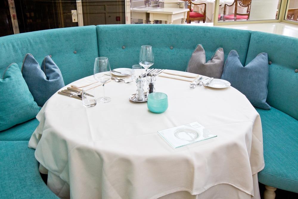 Interalpen Hotel Tyrol Lodge Zimmer Luxury