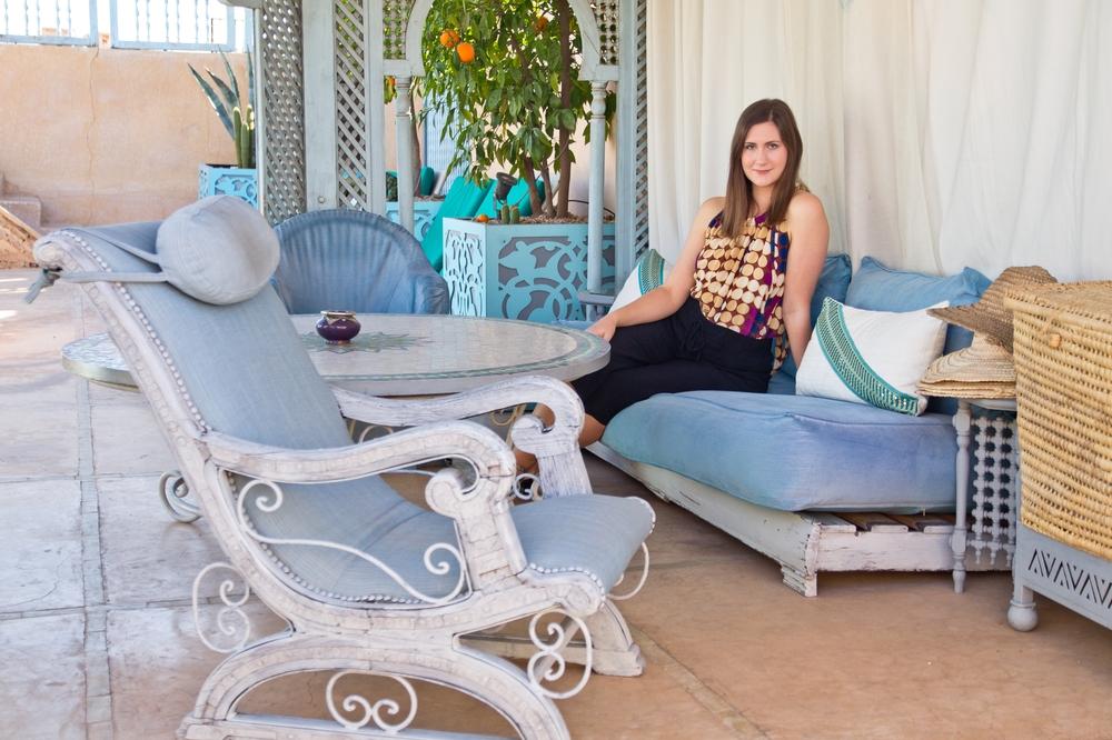 Marni H&M Kleid Marrakesch