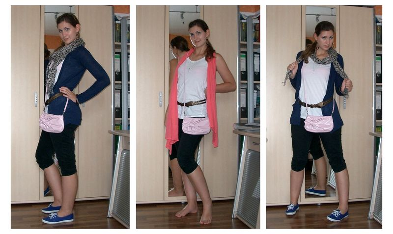 Mein Heutiges Je Nach Wetter Wandelbar Outfit Fashionvictress