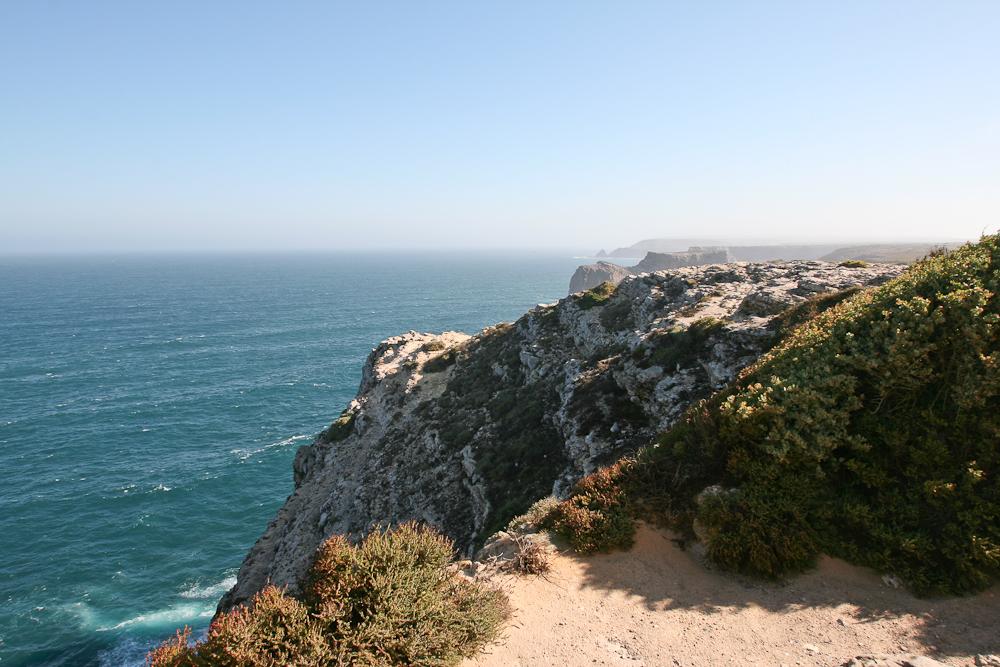 Cabo Sao Vicente Portugal Algarve