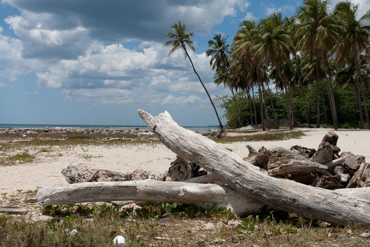 Karibik Dominikanische Republik Strand Juan Dolio