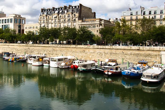 Paris place de la bastille port de l 39 arsenal fashionvictress fashionblog aus m nchen - Port de l arsenal bastille ...