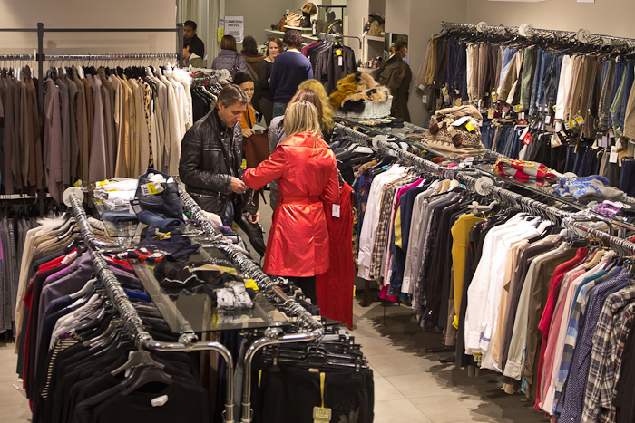Shopping in Mailand: Il Salvagente Outlet, Via Torino & Corso ...