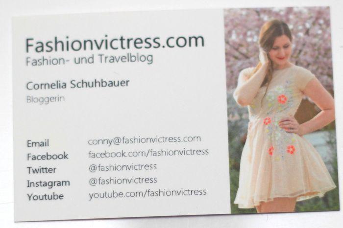 Fashion Week Preps Visitenkarten Von Moo Im Test