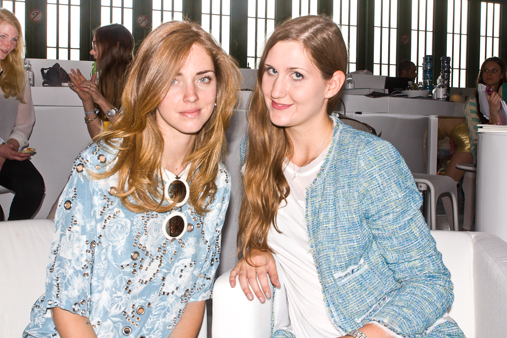 Chiara Ferragni The Blonde Salad Interview Bread and Butter Fashionweek Berlin Sal y Limon