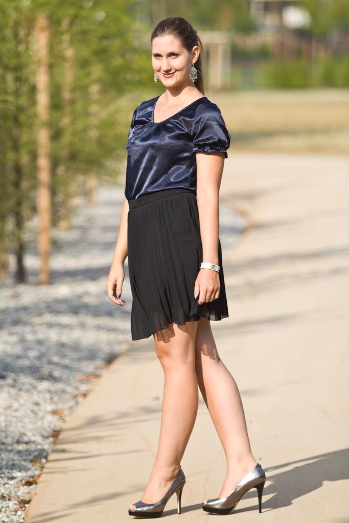 Blue Silk Fashionvictress 01