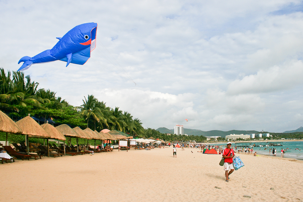 hainan_china_reisetagebuch_reiseblog_sanya_yalong_bay_dadonghai_bus_strand_hotel_11