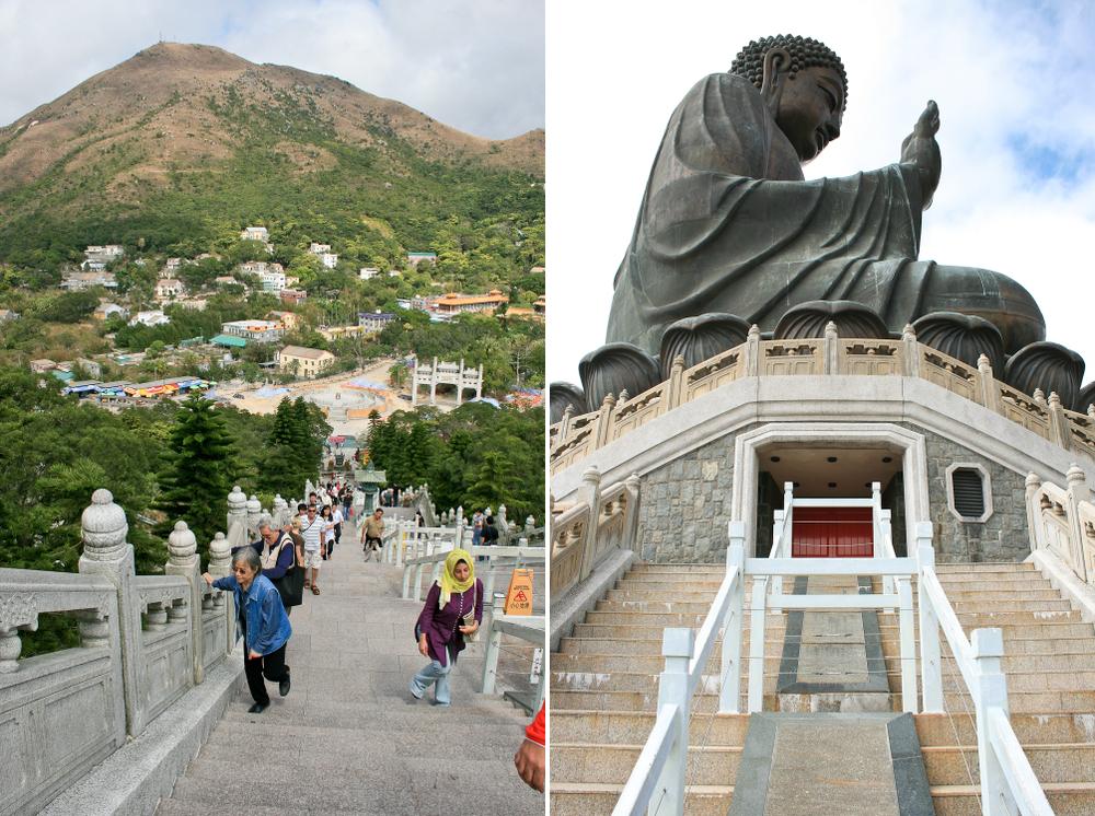 hongkong_china_blog_reiseblog_reisetagebuch_lantau_lamma_island_big_buddha_temple_10000_buddhas_avenue_stars_nan_lian_garden_08