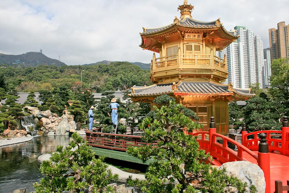 hongkong_china_blog_reiseblog_reisetagebuch_lantau_lamma_island_big_buddha_temple_10000_buddhas_avenue_stars_nan_lian_garden_22