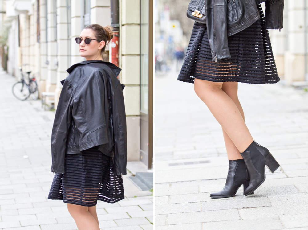 all_black_mesh_kleid_lederjacke_bomboogie_fashionblog_muenchen_modeblog_rebecca_minkoff_hallhuber_02