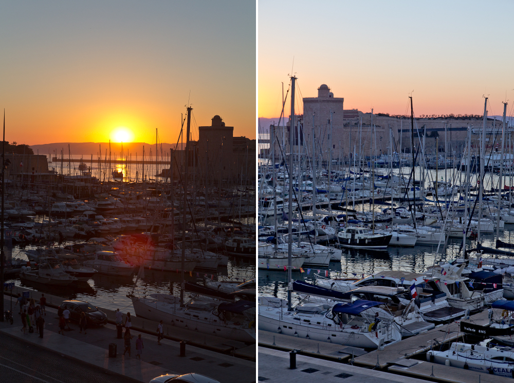 marseille_suedfrankreich_reiseblog_roadtrip_vieux-port_sacre-coeur-de-la-garde_radisson_blu_pool_dach_34