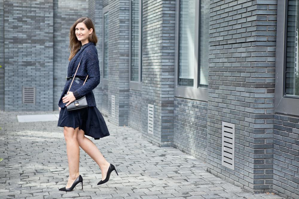 Outfit Fashion Blog München Hugo Boss Hallhuber