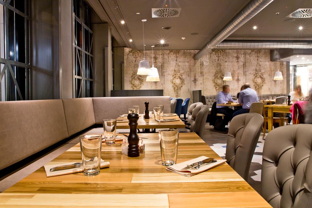 Restaurant München Westend Factory Steak Sheraton Westpark Heimaranplatz
