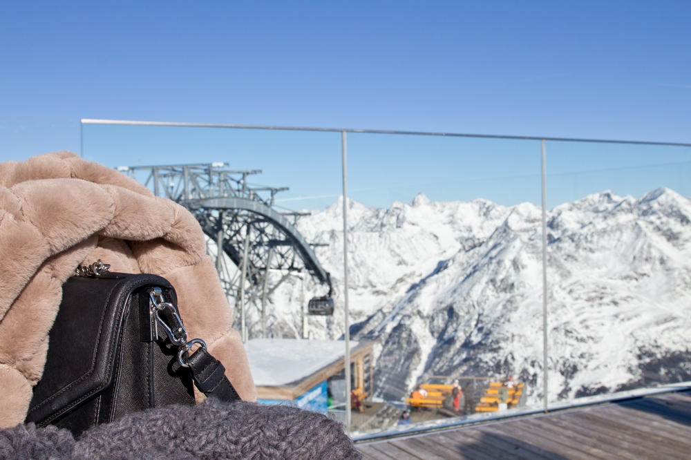 Ice Q Sölden Restaurant Gaislachkogel James Bond Spectre 007
