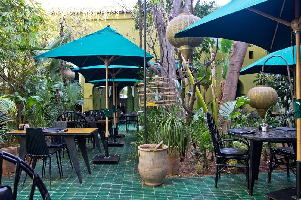 Marrakesch Restaurant Le Jardin