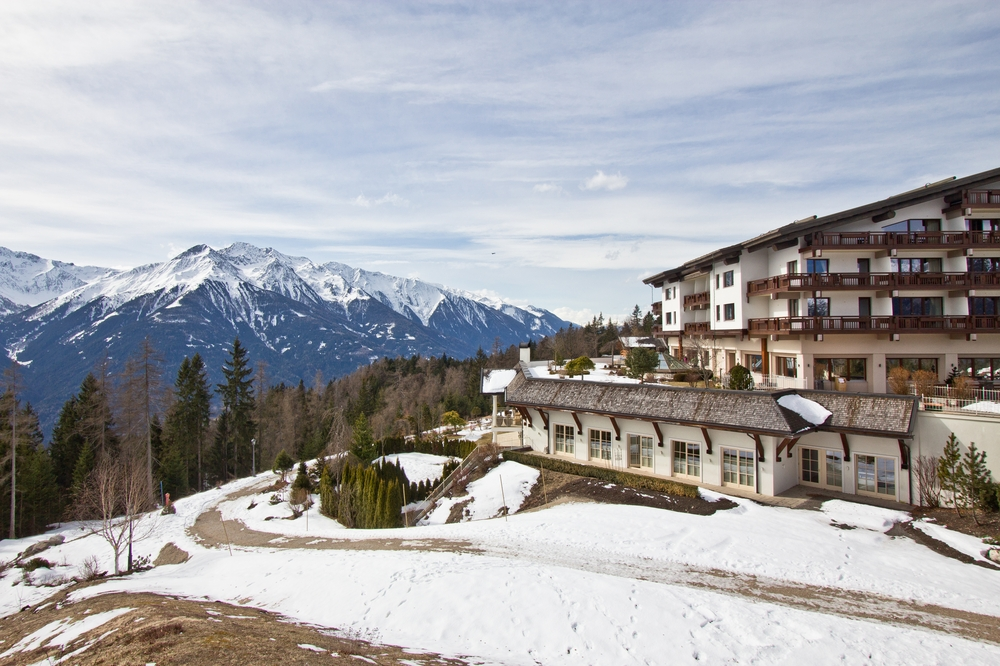 Interalpen Hotel Tyrol Lodge Zimmer Luxury