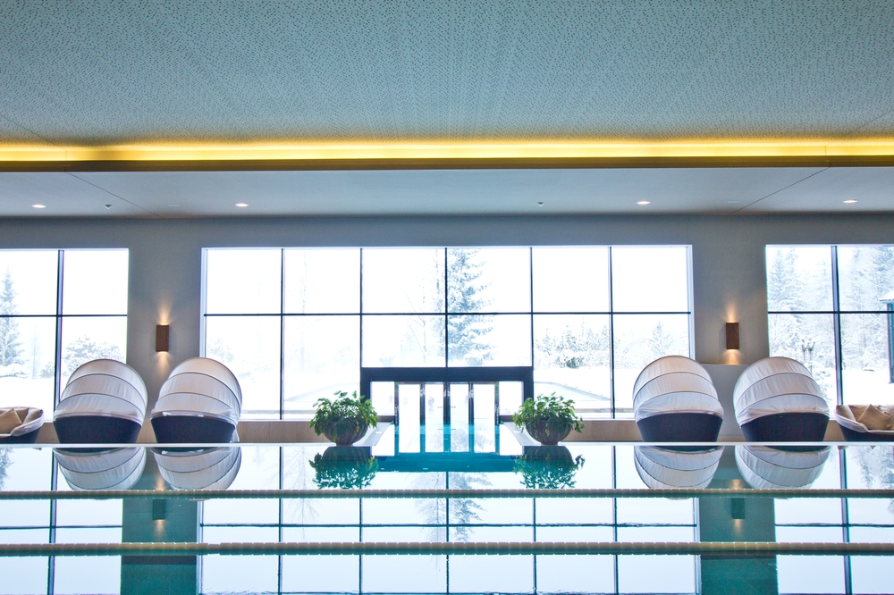 Interalpen Hotel Tyrol Wellness Tirol Spa Luxus