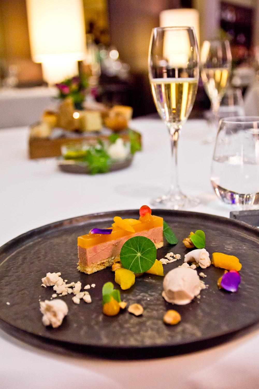 Sternerestaurant Aubergine Starnberg Hotel Vier Jahreszeiten