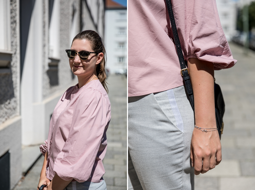 Business Look im Sommer