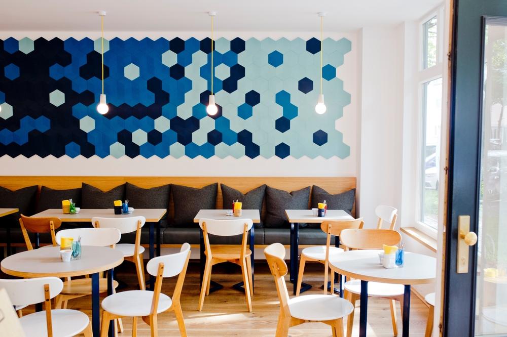 Frühstücken in München: Isländisches Café Blá in Haidhausen