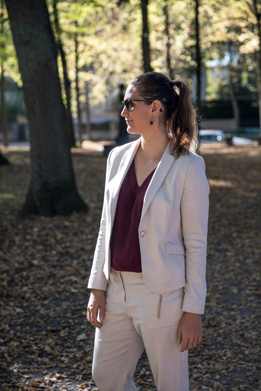 Zweiteiler Outfit