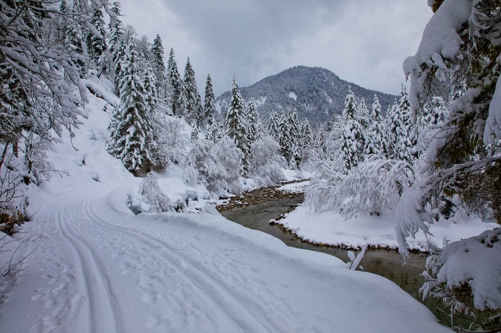 Tegernsee Ski Langlauf