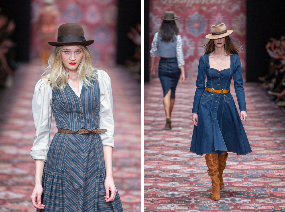 Rafael Poschmann Berlin Fashion Week A/W2019 Lena Hoschek