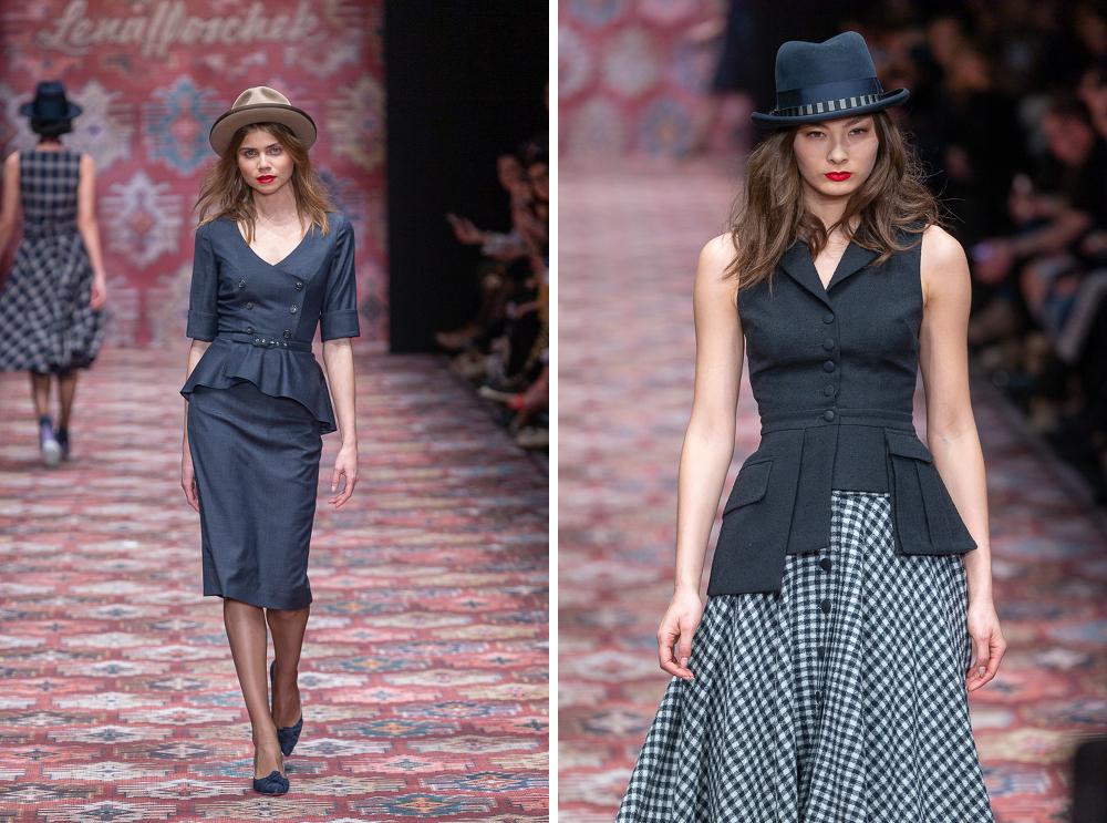 Rafael Poschmann Berlin Fashion Week A/W2019 Lena Hoschek